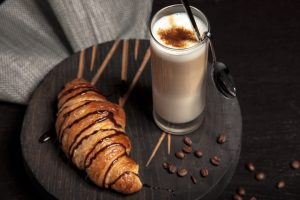 coffee food plate drink breakfast croissant 93024 pxhere.com